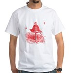 The Hive In Red White T-Shirt
