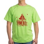 The Hive In Red Green T-Shirt