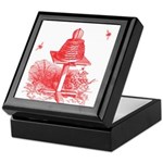 The Hive In Red Keepsake Box