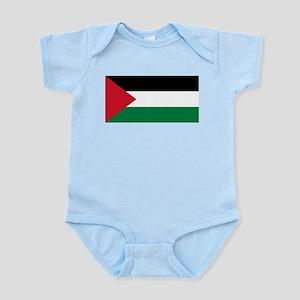 Palestinian flag Body Suit