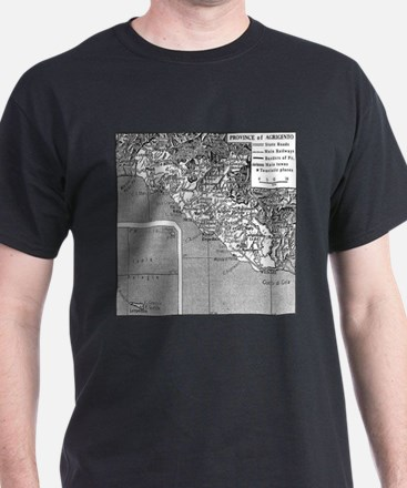 Province of Agrigento T-Shirt