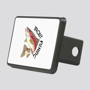 Trout Fishing Hitch Cover