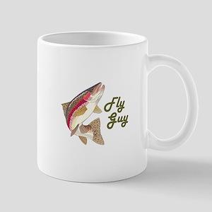 Fly Guy Mugs