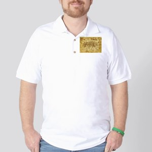 car 1775 Golf Shirt