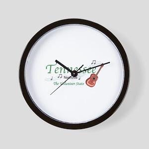 NASHVILLE Wall Clock