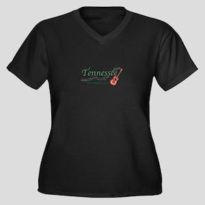 NASHVILLE Plus Size T-Shirt