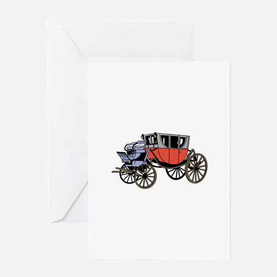 STAGECOACH Greeting Cards