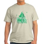 The Hive in Green Light T-Shirt