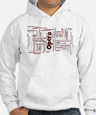 100 Greatest Operas of all time Hoodie