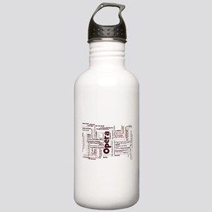 100 Greatest Operas of Stainless Water Bottle 1.0L