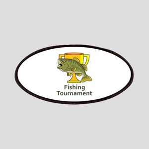BASS TOURNAMENT FISHING Patches