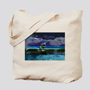 Musical Journey Tote Bag