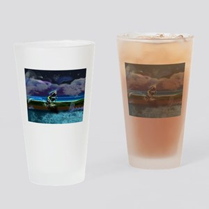 Musical Journey Drinking Glass