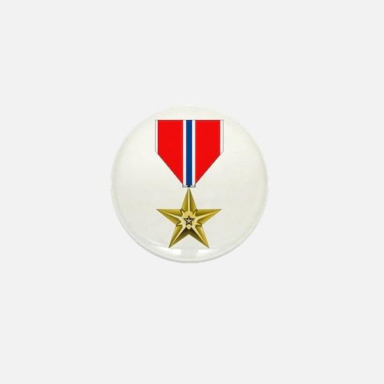 BRONZE STAR MEDAL Mini Button