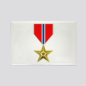 BRONZE STAR MEDAL Magnets