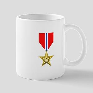 BRONZE STAR MEDAL Mugs