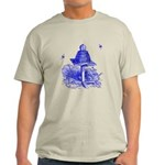 The Hive in Blue Light T-Shirt