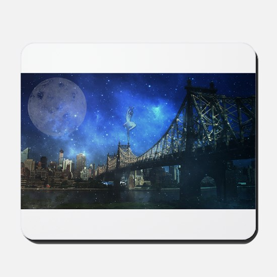 Queensboro bridge - NYC Mousepad