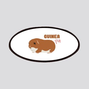 Guinea Pig Animal Patches