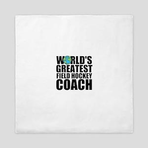 World's Greatest Field Hockey Coach Queen Duve
