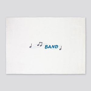 BAND 5'x7'Area Rug
