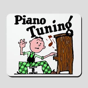 Piano Tuning Mousepad