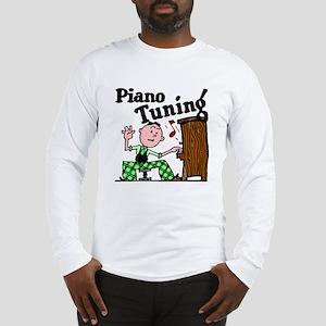 Piano Tuning Long Sleeve T-Shirt
