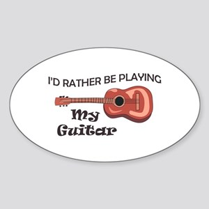 MY GUITAR Sticker