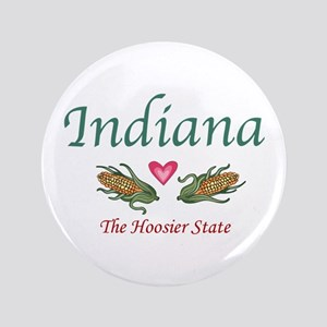 """Indiana 3.5"""" Button"""