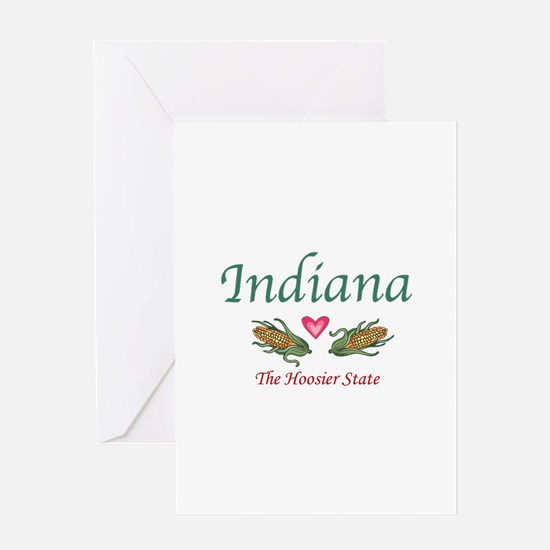 Indiana Greeting Cards