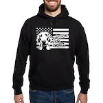 Justice For Geist American Flag Hoodie