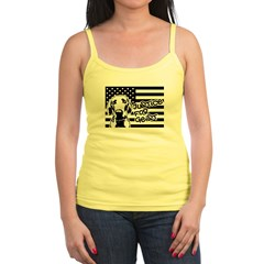 Justice For Geist American Flag Tank Top