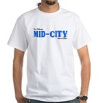 Mid CityWhite T-Shirt
