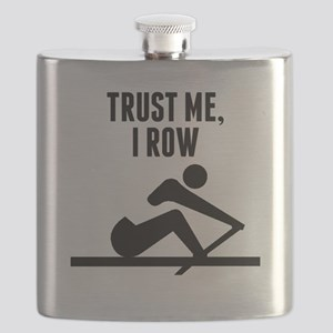 Trust Me I Row Flask