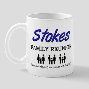 Stokes Family Reunion Mug