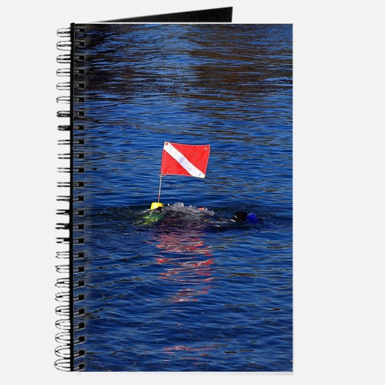 Diver Down Journal