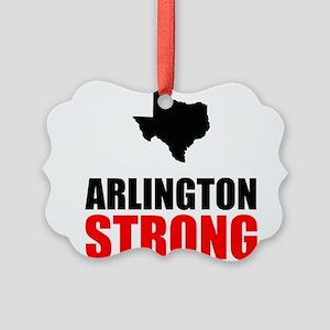 Arlington Strong Ornament