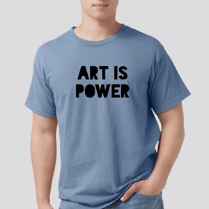 Art Power Mens Comfort Colors® Shirt