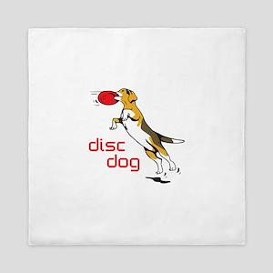 DISC DOG Queen Duvet