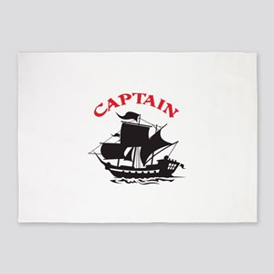 CAPTAIN 5'x7'Area Rug