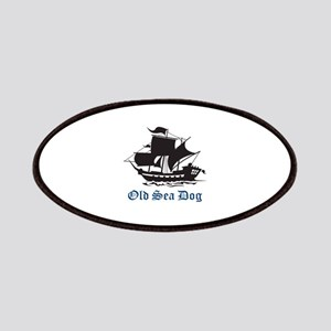 OLD SEA DOG Patches