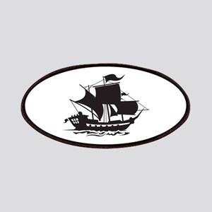 PIRATE SHIP Patches