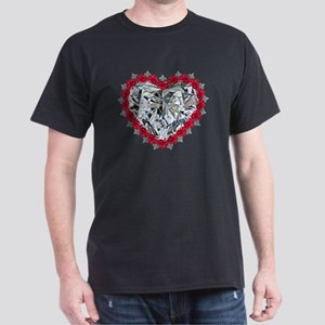 Surrounded by Love Dark T-Shirt