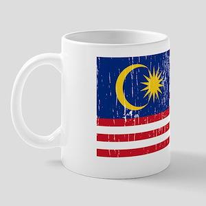 Vintage Malaysia Mug