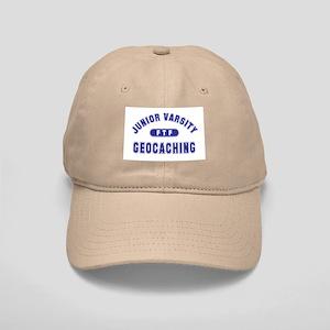 """""""Junior Varsity Geocaching"""" Cap"""