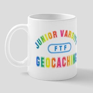"""Junior Varsity Geocaching"" Mug"