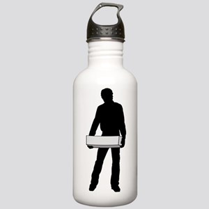 Warehouse Worker Water Bottle