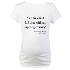 Henry David Thoreau 17 Shirt