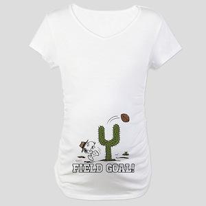 The Peanuts Gang: Spike Maternity T-Shirt