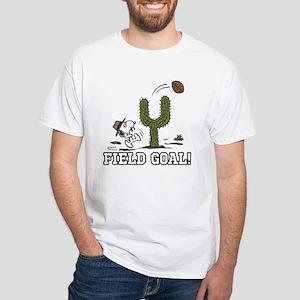 The Peanuts Gang: Spike White T-Shirt